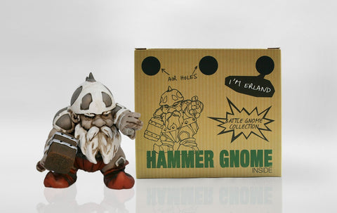 Hammer Gnome with Packaging