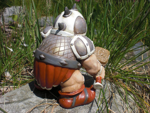 Hammer Gnome Back