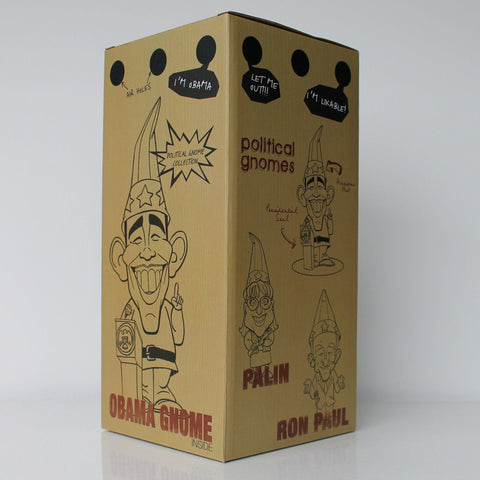 Obama Gnome Packaging Front