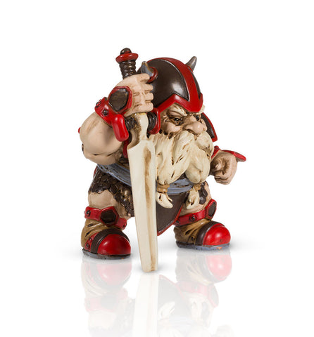 Sword Battle Gnome