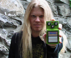 Jeff Loomis and the Maxon VOP-9 Vintage Overdrive