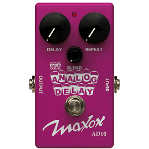 Photo: Maxon AD10 Analog Delay