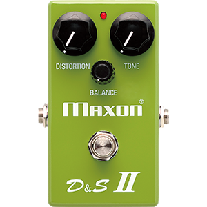 DISTORTION AND SUSTAINER II (D&S II)