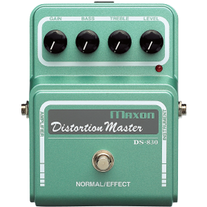 DISTORTION MASTER (DS830)
