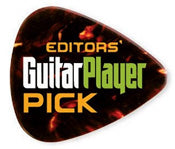 Guitar Player Editor's Pick Award for the Maxon DS830