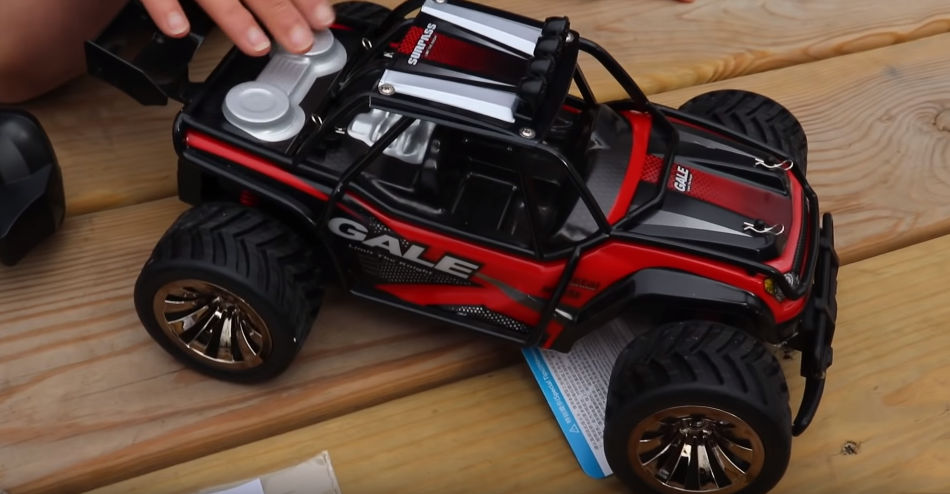SGILE RC Car I Off-Road Vehicle I High Speed Fast Car Toy Electric I Racing Monster Truck Climber
