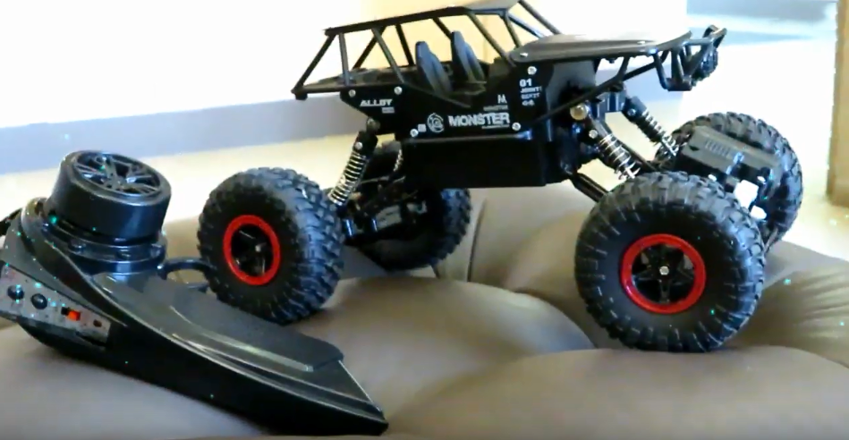 SGILE BEST ROCK Crawler Buggy CAR UNBOXING Rock Climber MONSTER TRUCK Toy for kids
