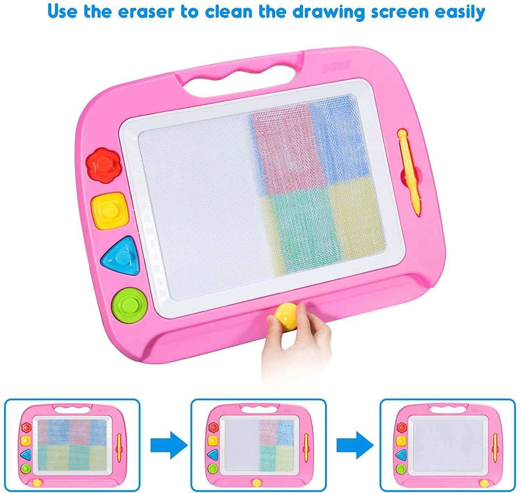 SGILE Magnetic Drawing Board