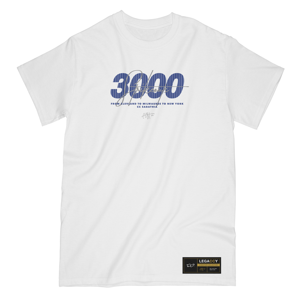 LegaCCy 3000 Strikeouts Bronx Tee