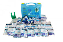 Load image into Gallery viewer, Catering BS8599-1 Compliant First Aid Kit