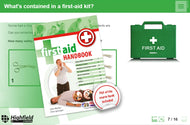 Emergency First Aid at Work - E-Learning Refresher