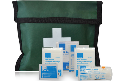 One Person Travel First Aid Kit