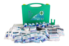 Load image into Gallery viewer, Large Workplace BS8599-1 Compliant First Aid Kit