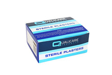 Load image into Gallery viewer, Blue detectable plasters box of 100 Assorted