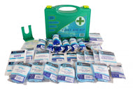 British Standard BS8599-1 first aid kits