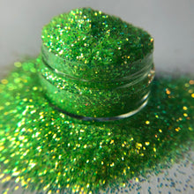 Load image into Gallery viewer, Chartreuse Glitter