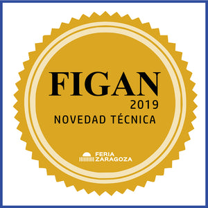 Gold Medal to VetCount at the Figan Fair, Zaragoza 2019