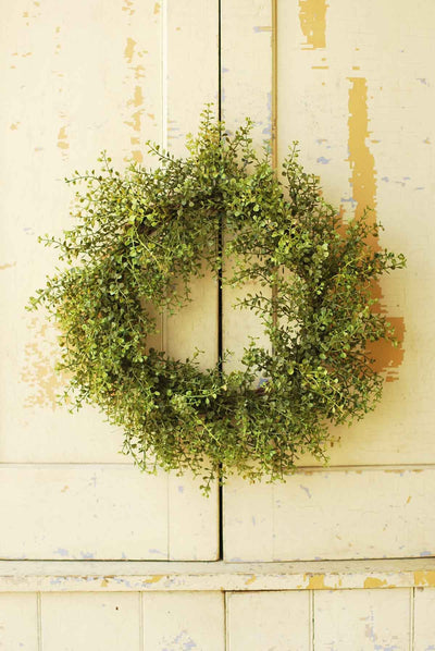 Baby's Grass Wreath