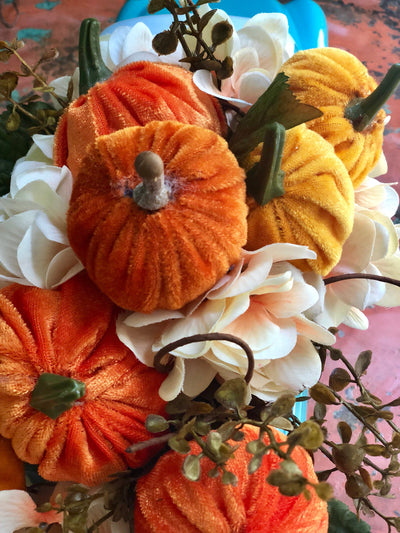 The Charlie Fall Pumpkin Centerpiece