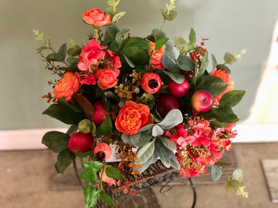 The Taylor Coral Centerpiece