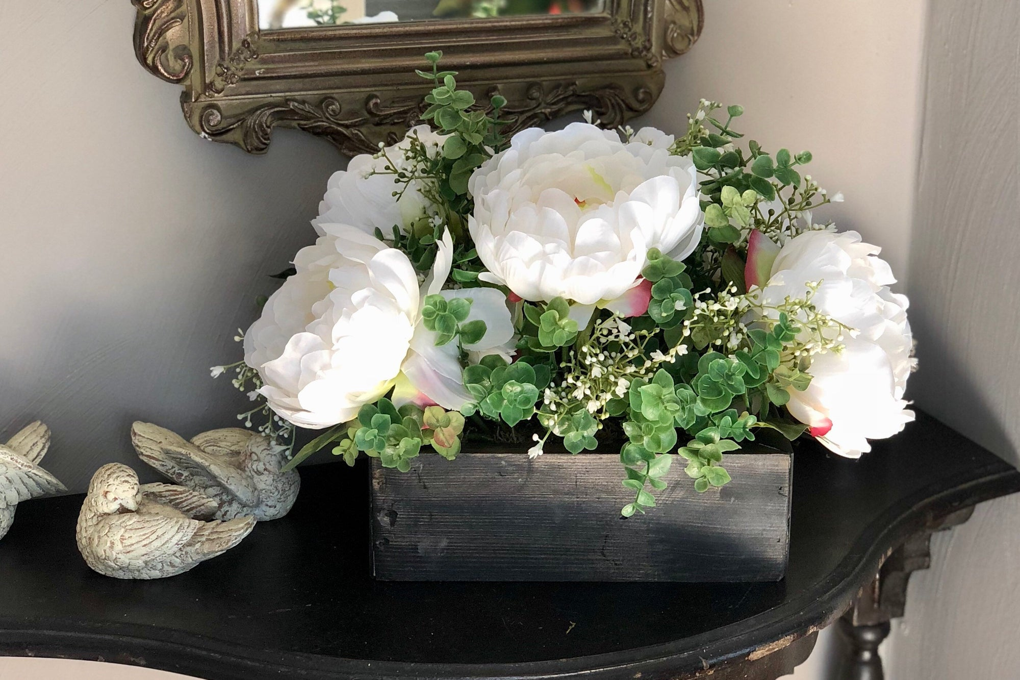 The Clara Peony Arrangement