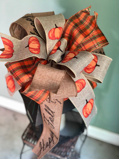 The Gertie Fall Bow