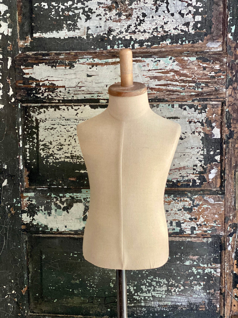 Child mannequin form, small mannequin body form, child body form, photo prop, Photography prop, merchandising prop