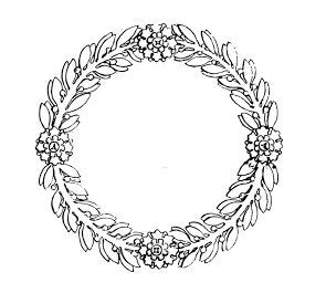 IOD Medallion 4 Decor Rub On 16x16 Transfer Sheet, Transfers for crafts, craft supply, press on decal, furniture transfer designs