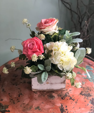 The Melody French Country Farmhouse Arrangement