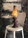 Primitive LED Vintage Style Lamp