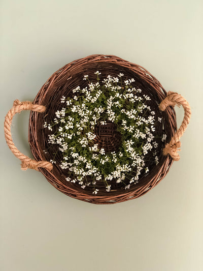 Willow Basket Trays