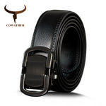 COWATHER New Arrival Cow Genuine Leather Belt