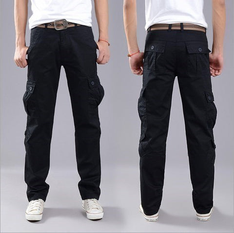 Mens Sport Cargo Work Pants