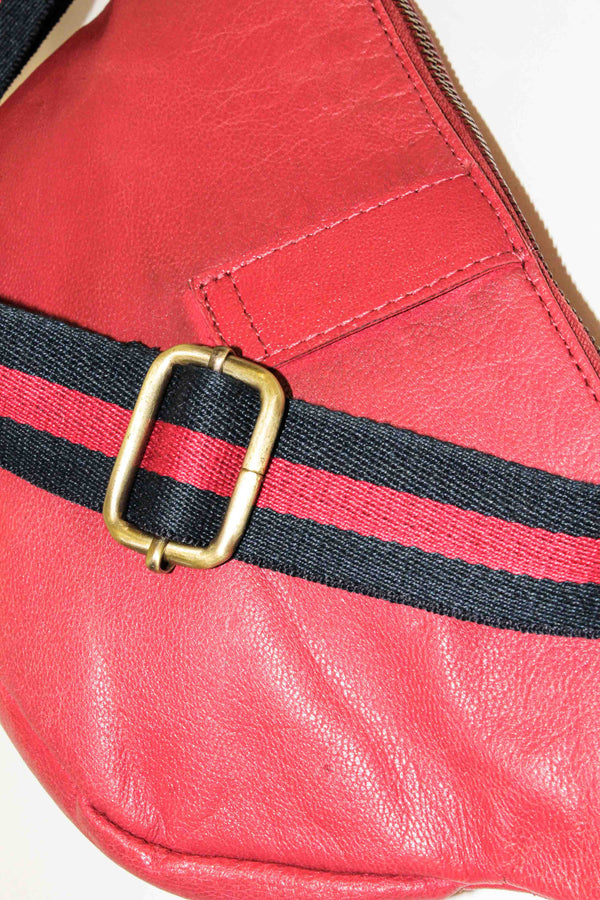 "Beltbag ""Lucy M"" in rot"