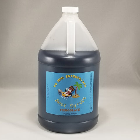 Chocolate Syrup 1 Gallon - 128 oz