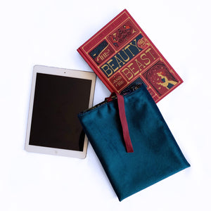 Book sleeve size EXTRA LARGE for books, iPad, tablet, notebooks