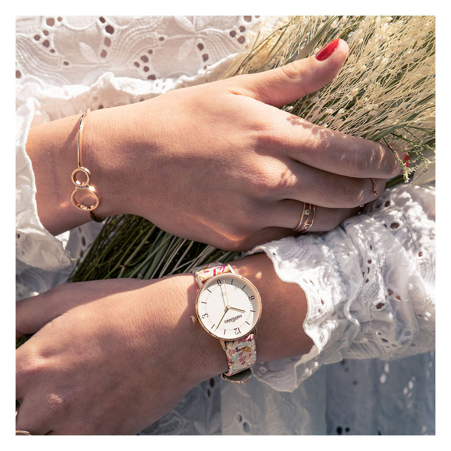 La Colette - Collab' Emilie De Castro - Les Partisanes - Montre femme & bijoux Made in France
