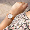La Colette - Blanc - Les Partisanes - Montre femme & bijoux Made in France