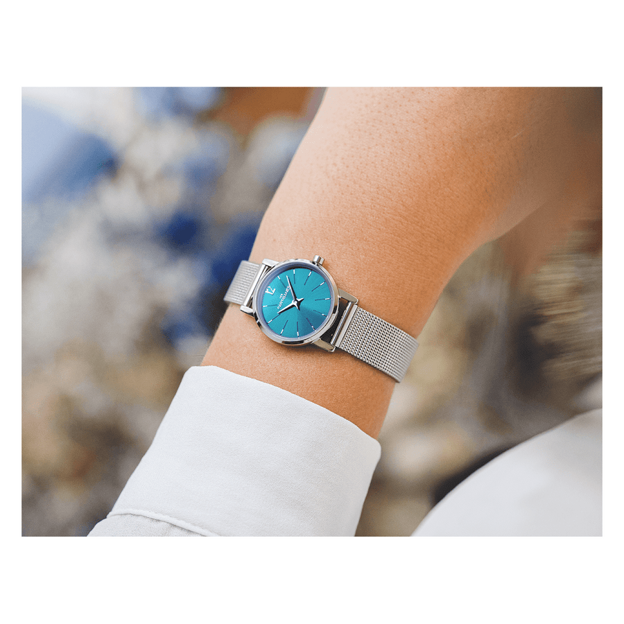 La Simone - Lagon - Les Partisanes - Montre femme & bijoux Made in France