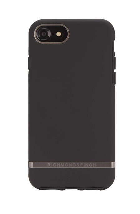 Richmond & Finch Black out, svarta detaljer passar iPhone 6/6s/7/8