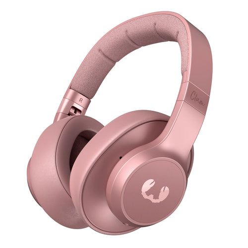Fresh N Rebel Clam Wireless Dusty Pink hörlurar