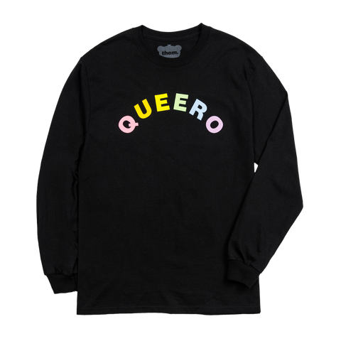 Queero Longsleeve (Black)