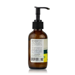Face & Body Moisturizer Hemp CBD 4oz (250mg CBD) Abinoid Botanicals