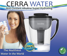 Load image into Gallery viewer, Cerra Water Anti-Oxidant, Alkaline Super Hydrating System (Purchase Via Affiliate Link Below ONLY)