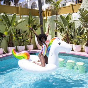 Inflatable Unicorn 200 cm XXL
