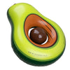 Inflatable Avocado Pool Float With Pit