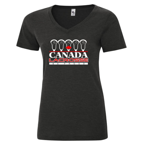 Canada - Cotton T-Shirt - Womens