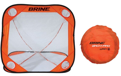 Brine Backyard War Goal