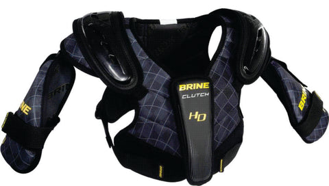 Brine Clutch HD Box Shoulder Pads