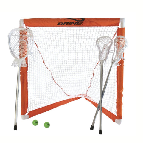 Brine Mini Lacrosse Set